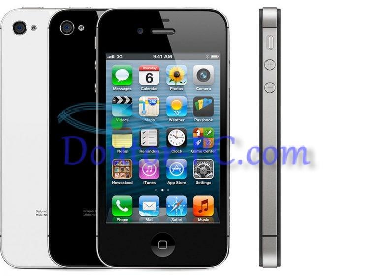 Reparações Apple iPhone 4S
