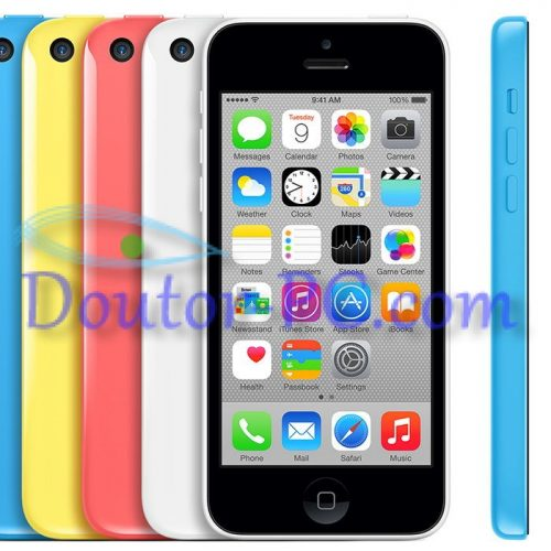 Reparações Apple iPhone 5C