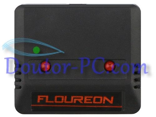 Floureon 2 x 3.7V 1200mAh LiPo + Balance Charger / Cable