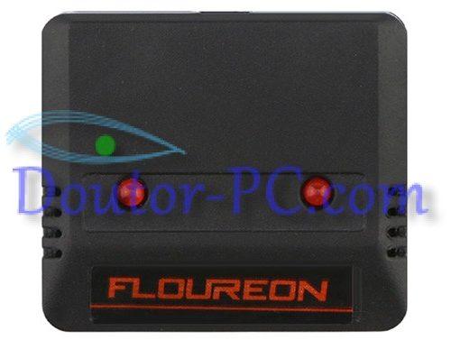 Floureon 2 x 3.7V 1200mAh LiPo + Balance Charger / Cable